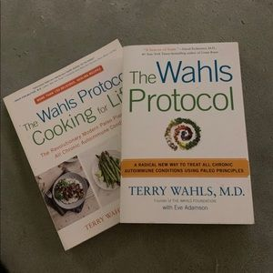 The Wahls Protocol books